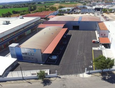 loja zona industrial